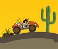Diego in Desert